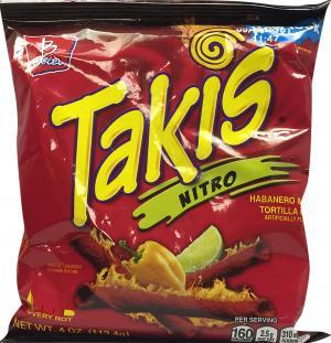 Barcel Takis Nitro