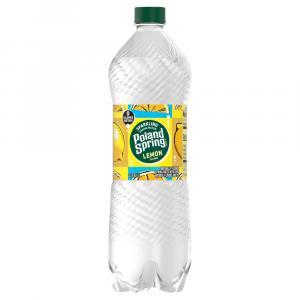Poland Spring Sparkling Lemon Water