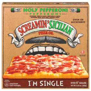 Screamin' Sicilian Pizza Co. Holy Pepperoni Pizza