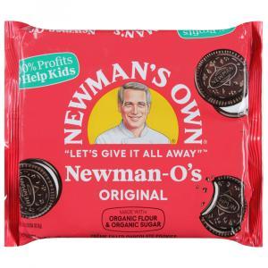 Newman-O's Creme Filled Cookies - Original