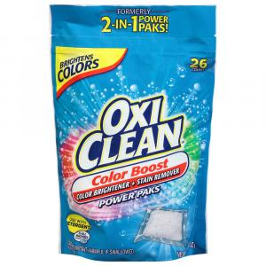 Oxi Clean 2in1 Stain Fighter Fresh Scent Power Paks