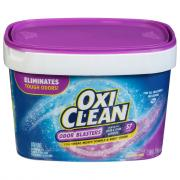 Oxi Clean with Odor Blasters