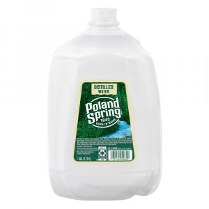 Poland Spring Distilled Water