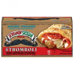 Screamin' Sicilian Mambo Italiano Stromboli