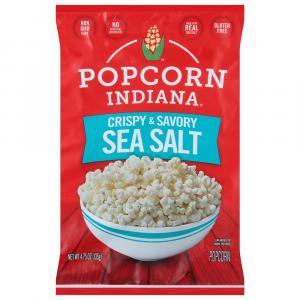 Popcorn Indiana Family Sea Salt Popcorn