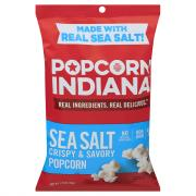 Popcorn Indiana Family Sea Salt Popcorn
