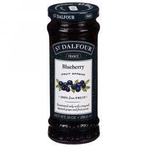 St. Dalfour Deluxe Wild Blueberry Spread