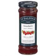 St. Dalfour Deluxe Strawberry Spread