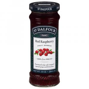 St. Dalfour Deluxe Red Raspberry Spread