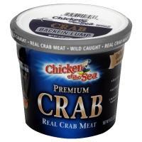 Chicken Of The Sea Backfin Crabmeat
