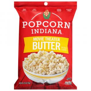 Popcorn Indiana Movie Theater Butter