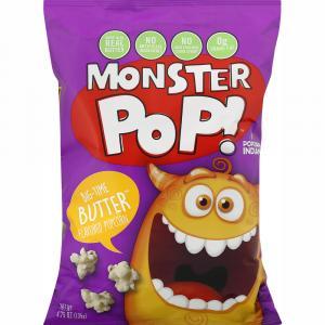 Monster Pop Big Time Butter Popcorn