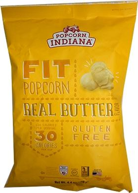 Popcorn Indiana Fit Popcorn Real Butter