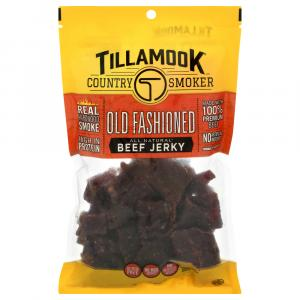 Tillamook Country Smoker Old Fashioned Beef Jerky