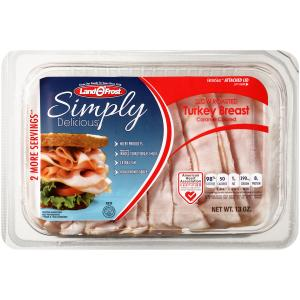 Land O'Frost Simply Delicious Roasted Turkey Breast