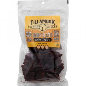 Tillamook Country Smoker Beef Jerky Honey Glazed