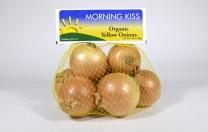 Morning Kiss Organic Yellow Onions
