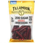 Tillamook Country Smoker Zero Sugar Original Smoked Sausages