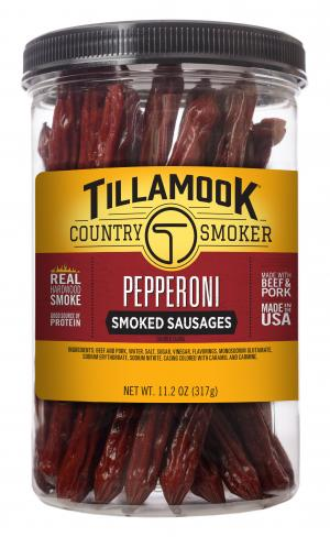 Tillamook Country Smoker Pepperoni Sticks
