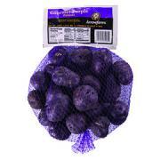 Hannaford Gourmet Baby Purple Potatoes