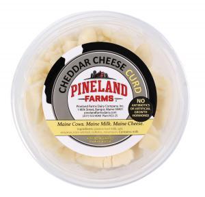 Pineland Farms Creamery Cheddar Cheese Curd