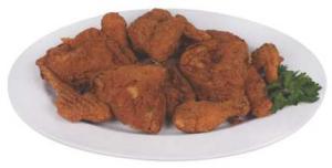 12-Piece Fried Chicken - Hot