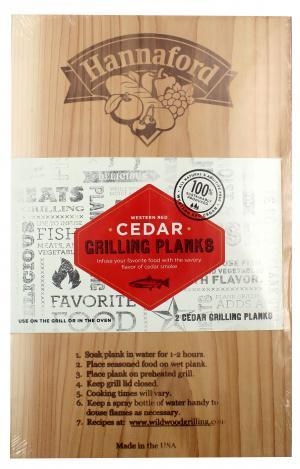 Outdoor Gourmet Cedar Grilling Planks