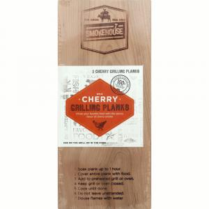Cherry Grilling Planks