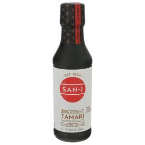 San-J Tamari Reduced Sodium Soy Sauce