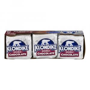 Klondike Double Chocolate Ice Cream Bars