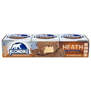 Klondike Heath Ice Cream Bars