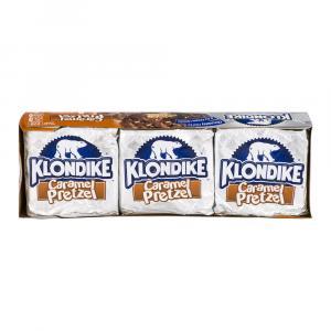 Klondike Caramel Pretzel Bars