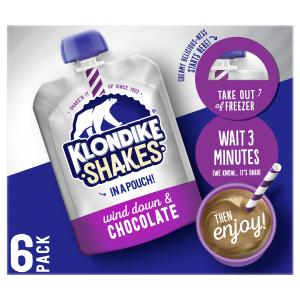 Klondike Shakes Wind Down & Chocolate Pouch