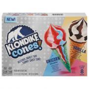 Klondike Cones Unicorn Ice Cream