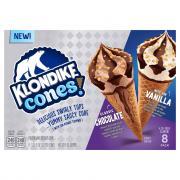 Klondike Cones Chocolate & Vanilla