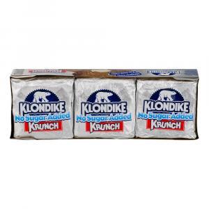 Klondike Slim-A-Bear No Sugar Added Krunch Bars