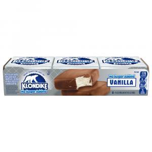 Klondike Slim-A-Bear Reduced Fat NSA Vanilla Ice Cream Bars
