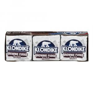 Klondike Brownie Fudge Swirl Ice Creams Bars