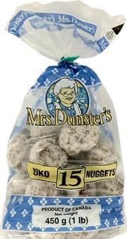 Mrs. Dunster's KoKo Nuggets