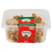 Kimberly's Bakeshoppe Two-Bite Mini Gingerbread Cookies