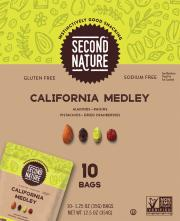 Second Nature California Medley