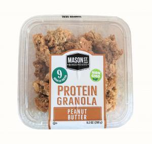 Mason St. Protein Granola Peanut Butter