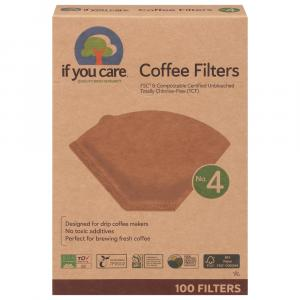 If You Care Coffee Filter #4