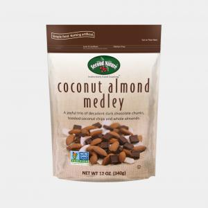 Second Nature Coconut Almond Medley