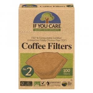 If You Care Coffee Filter #2