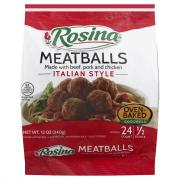 Rosina Italian Meatballs