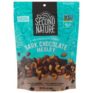 Second Nature Dark Chocolate Medley