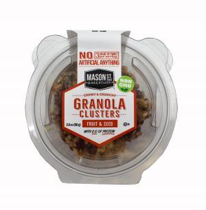 Mason St. Bakehouse Fruit & Seed Granola Cup