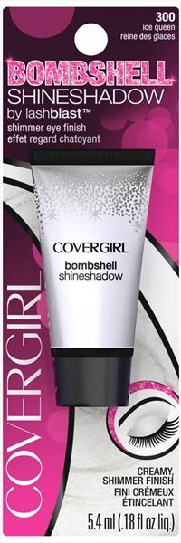 Covergirl Bombshell Shmr Shd 300 Ice Queen