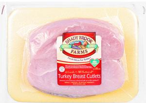 Shady Brook Farms Fresh Turkey Cutlets